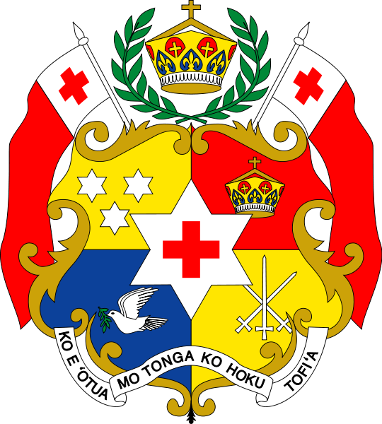 File:Sila o Tonga - Coat of ...