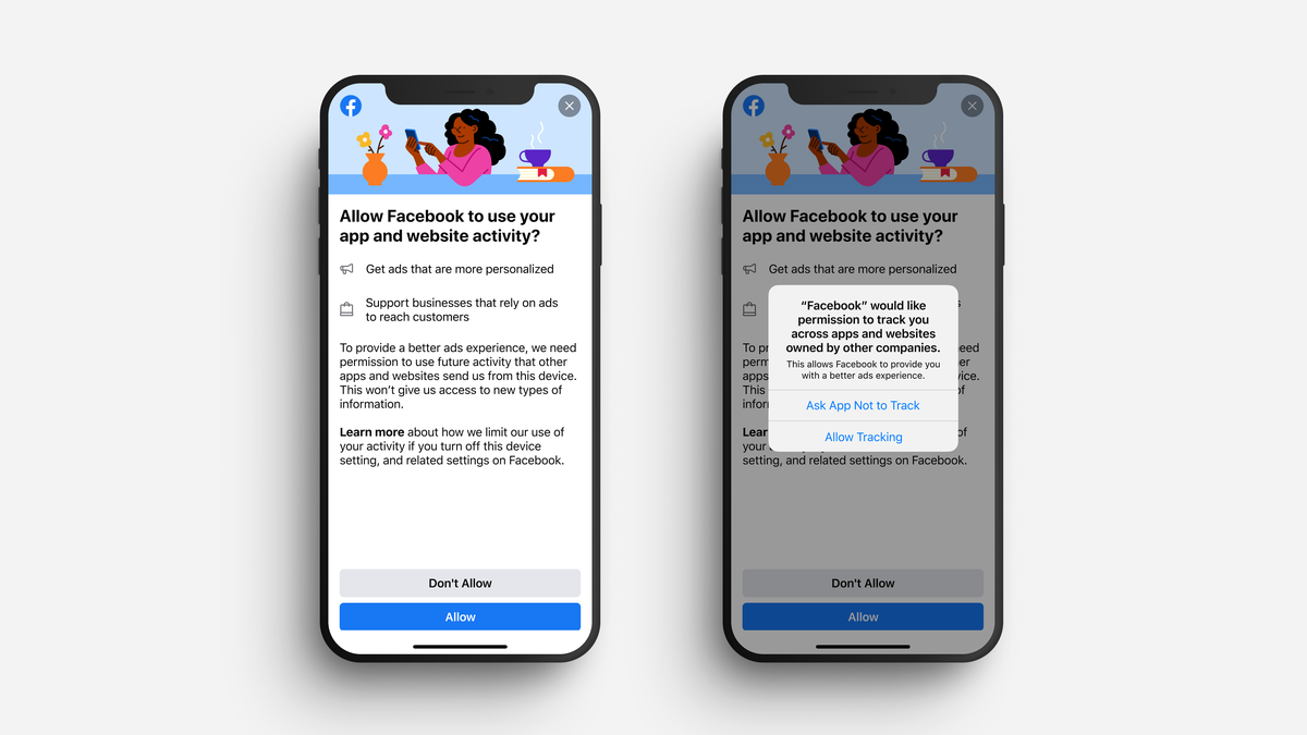 Facebook working on new iOS notification to provide 'context' about Apple's privacy  changes - CNET