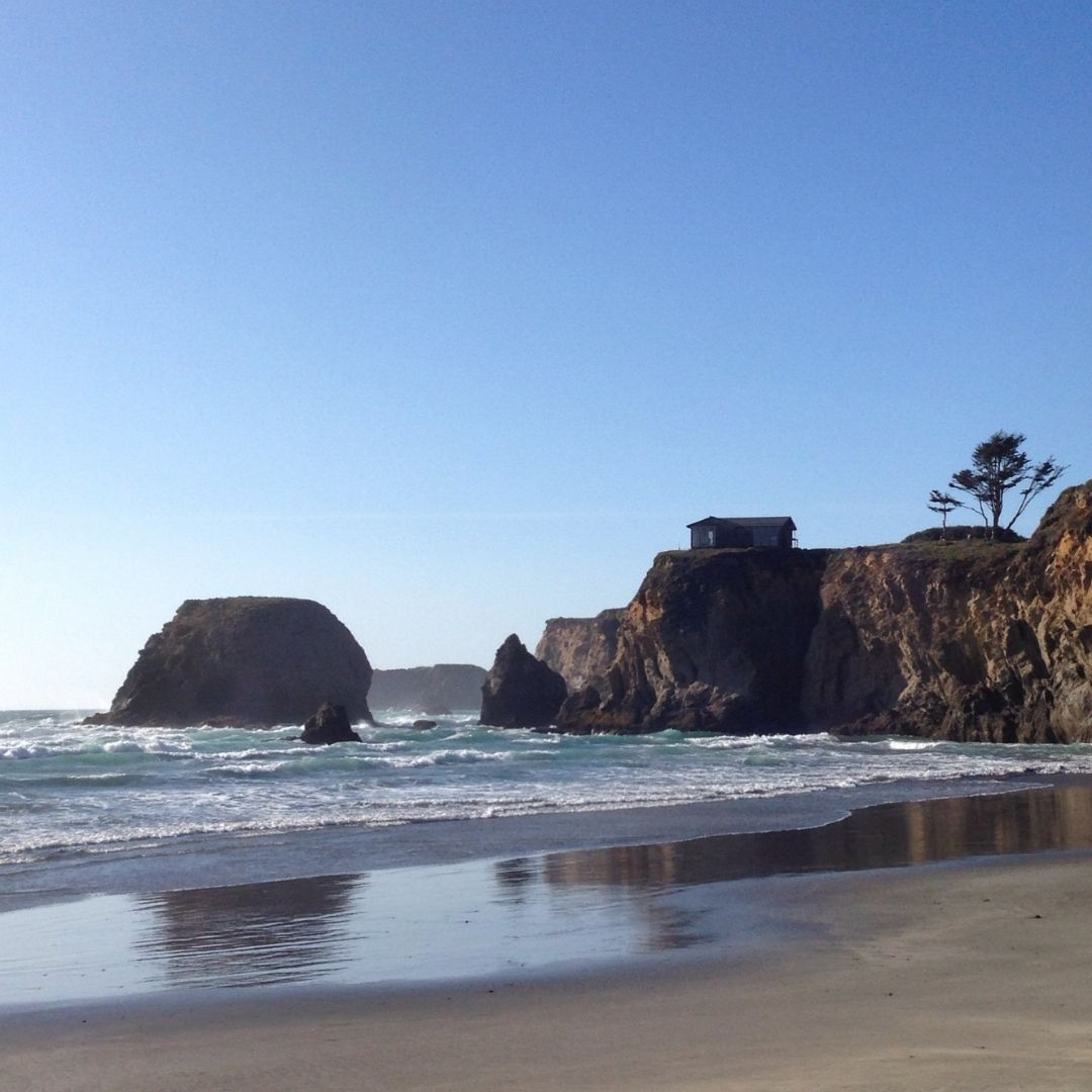 The SmithHonig summer road trip continues to California's rigged north coast.