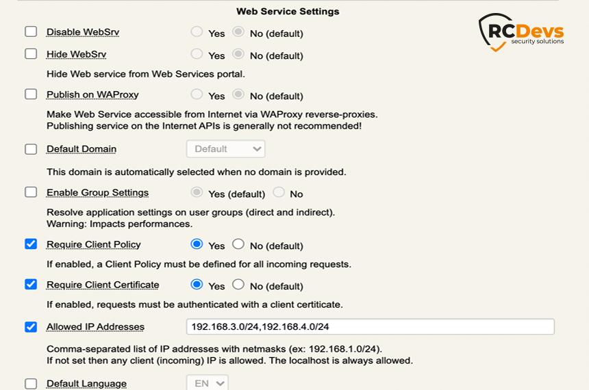 les utilisateurs accèdent en fonction des adresses IP - SSH Server