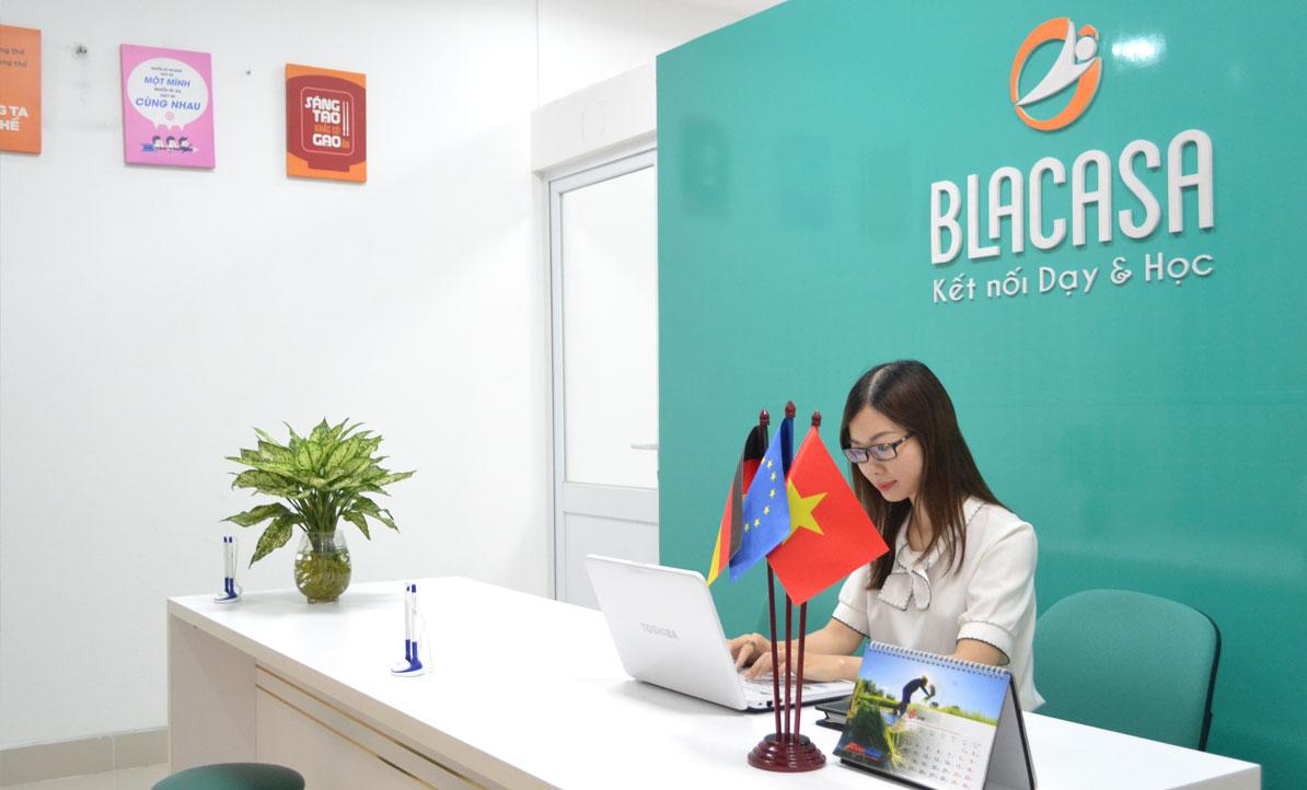 Blacasa là địa chỉ cung cấp gia sư tiếng Anh quận Phú Nhuận giỏi uy tín