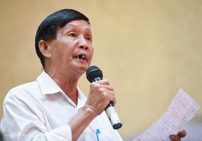 TPHCM dự kiến đối thoại với dân Thủ Thiêm vào tháng 7 - ảnh 2