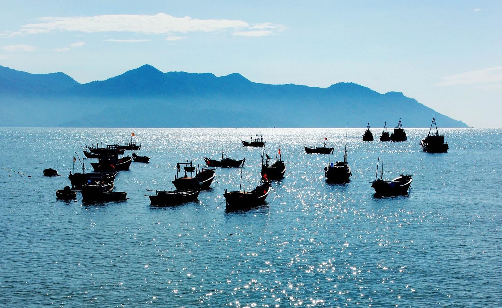 Thuê xe đi Khánh Hòa du lịch Đầm Nha Phu