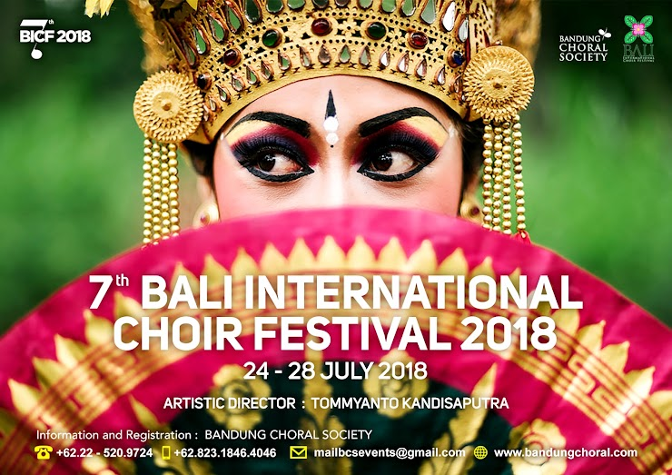 7th Bali International Choir Festival 2018