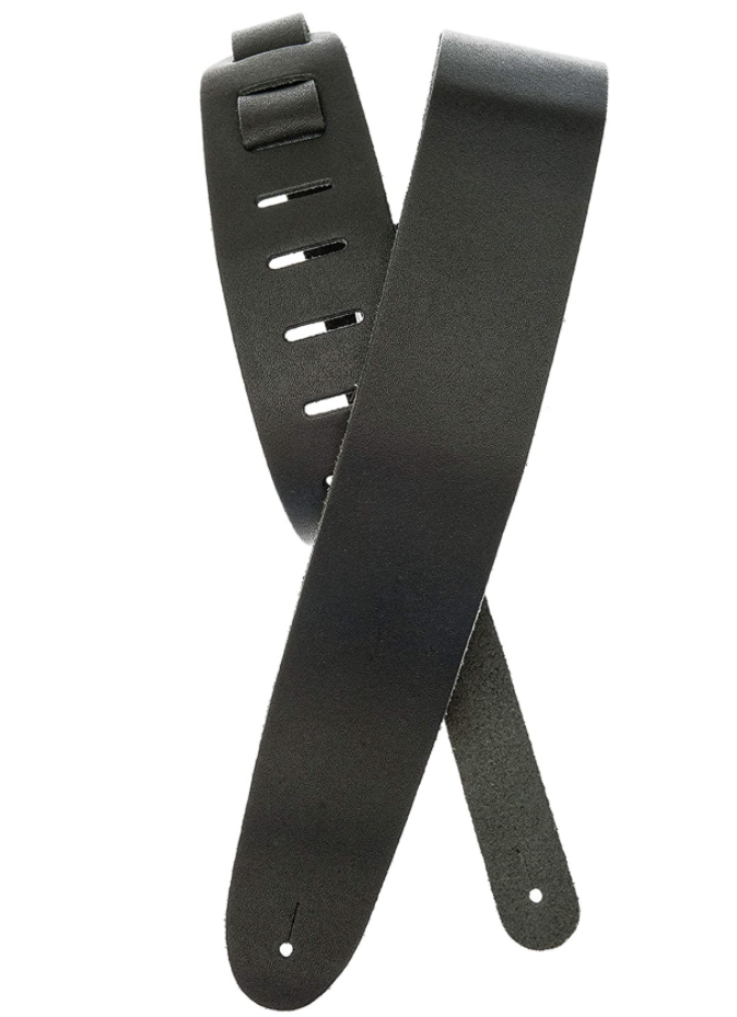 The Best Straps And Strap Locks For Guitars Blog Rock Stock pedals D'Addario Basic Leather Strap