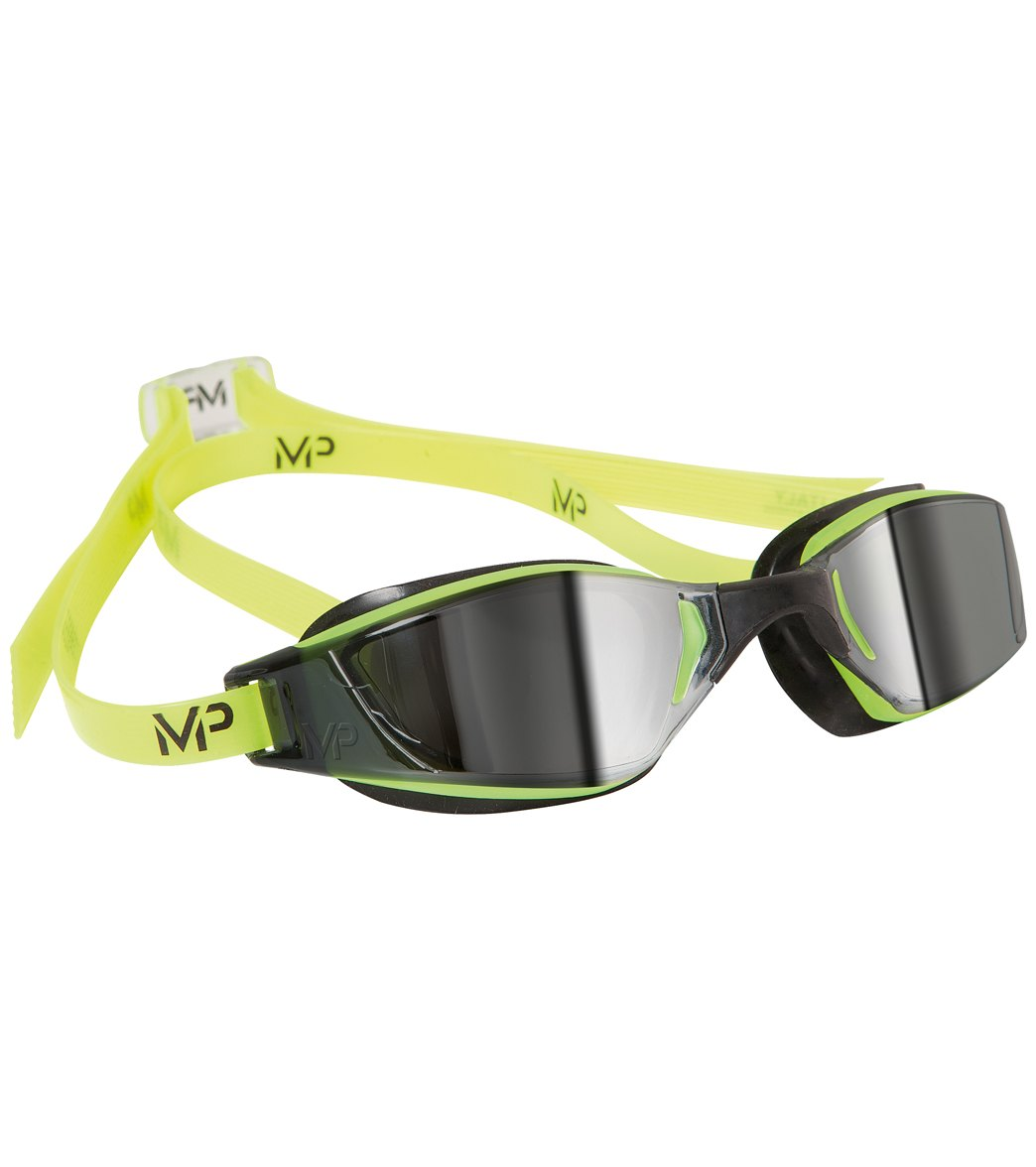 MP Michael Phelps Xceed Anti Fog Swimming Goggles