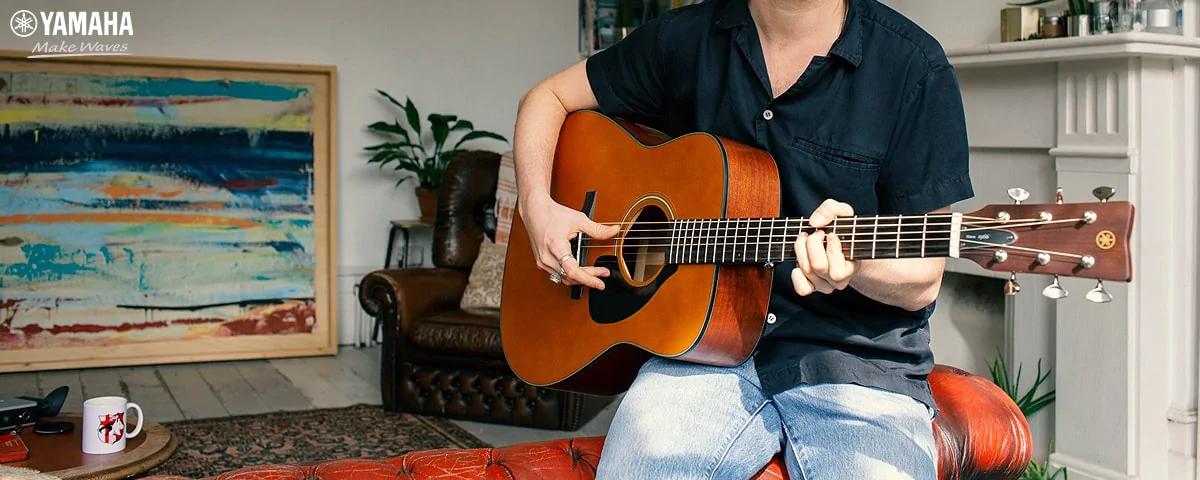 học guitar đệm hát