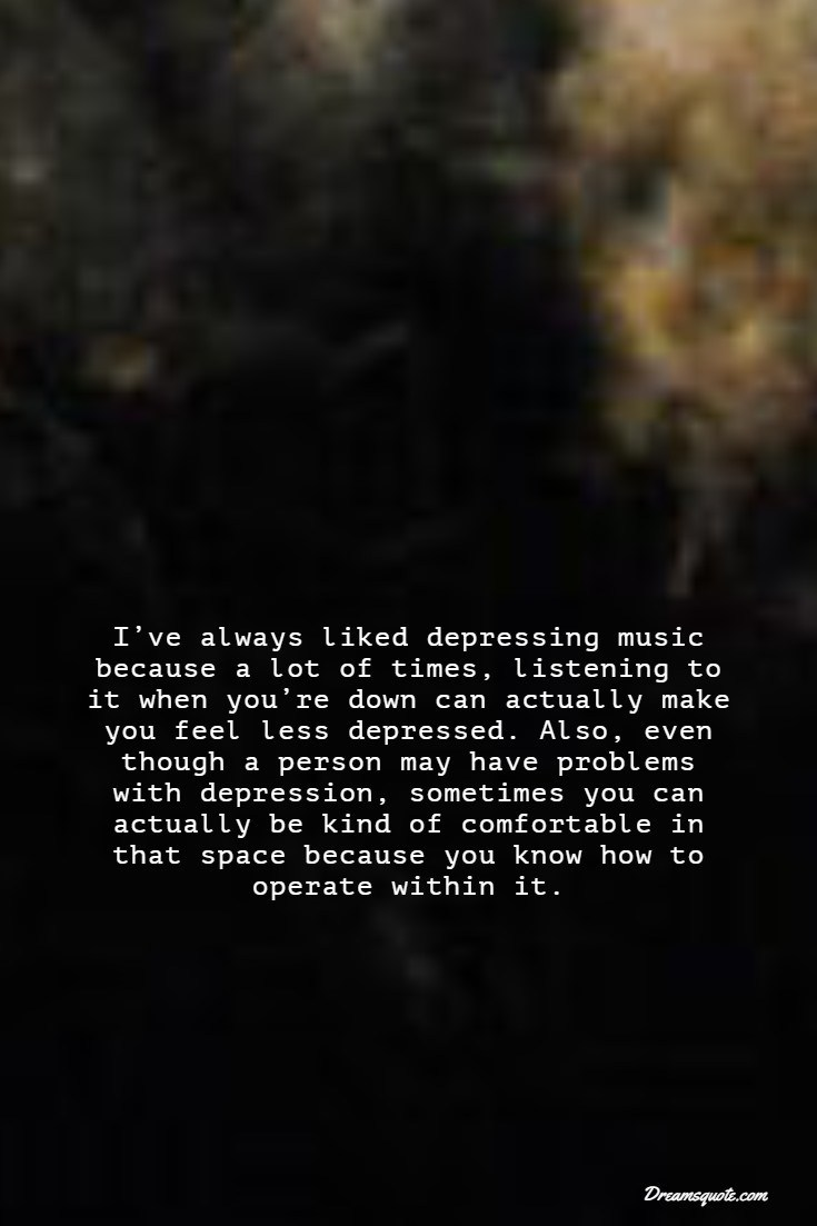 depression quotes a list hfne