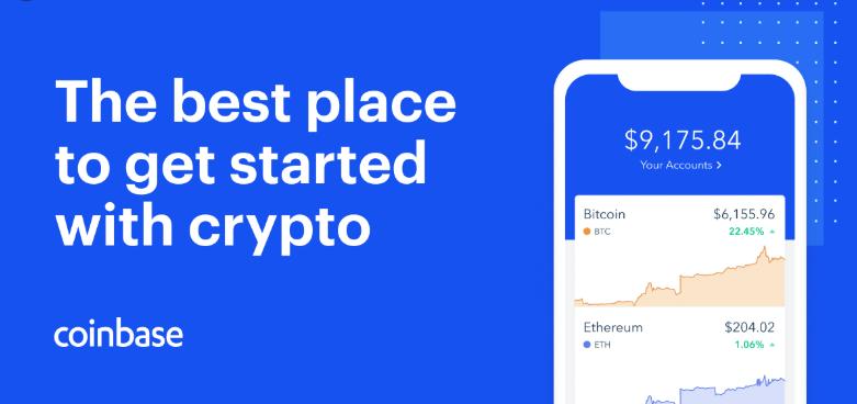 Plataforma de criptomonedas Coinbase