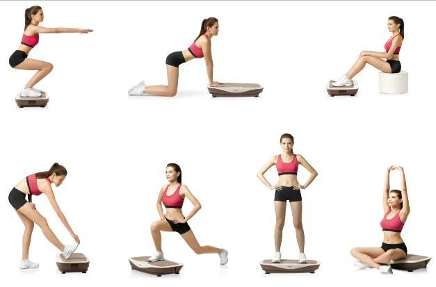 shaker exercise machine benefits