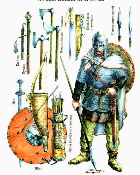 Варяжские воины
