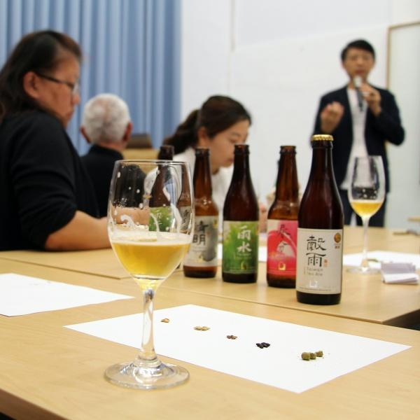 品品學堂-體驗活動-啤酒頭啤酒品飲課