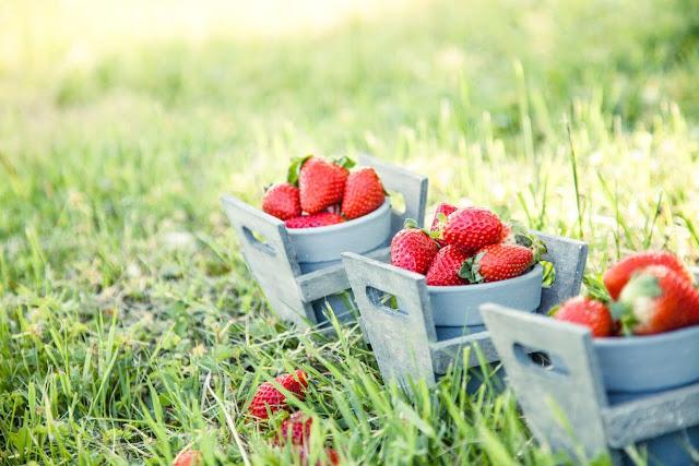 strawberry benefits