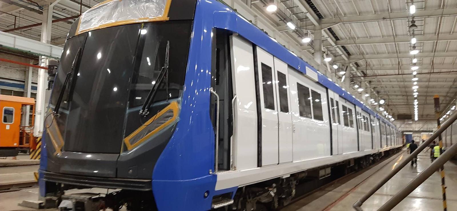 รูปบทความ : ส่องรถไฟฟ้า 2 สาย เตรียมตัวทดลองใช้ฟรี