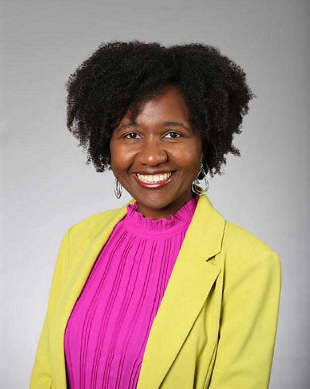 Photo of Dr. Tiffany Campbell