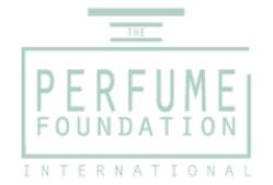 The International Perfume Foundation Stamp/Logo