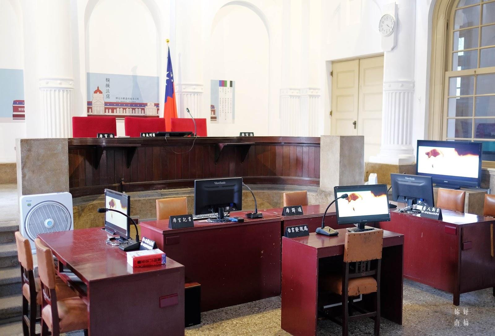模擬法庭中可以扮演法官