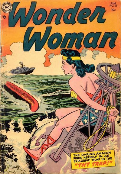 Image result for wonder woman 68 fandom