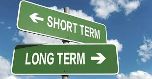 Image result for short term long term goals