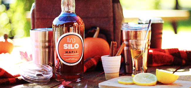 Maple Whiskey From The Vermont Distillery