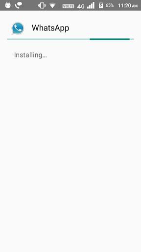 Installing WhatsApp Plus