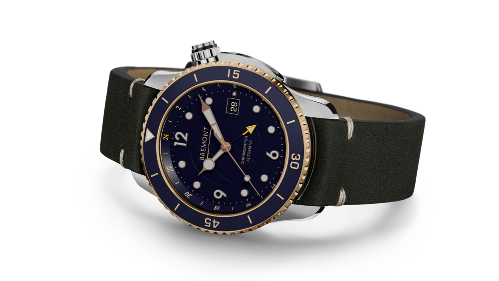 """Bremont's Project Possible Watch Honors Nirmal """"Nims"""" Purja – Robb ..."""