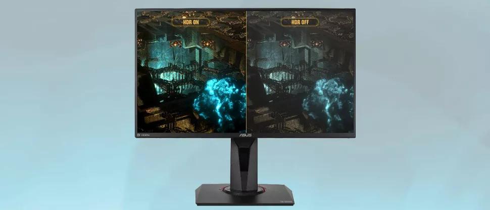Asus TUF Gaming VG259QM de 280 Hz, el monitor Pc Gamer