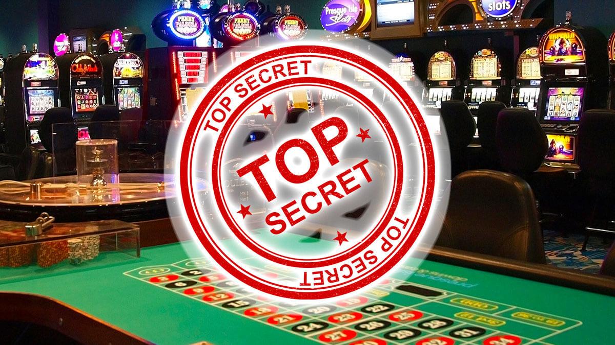 gambling secrets