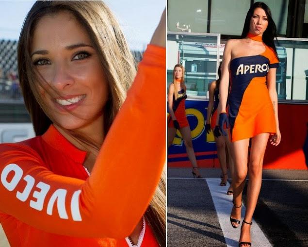 100 vajzat hot në Moto GP për 2015-tën