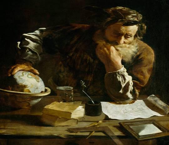 Greek Scientist Archimedes