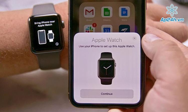 Đây là chức năng quan trọng của Apple Watch và iPhone