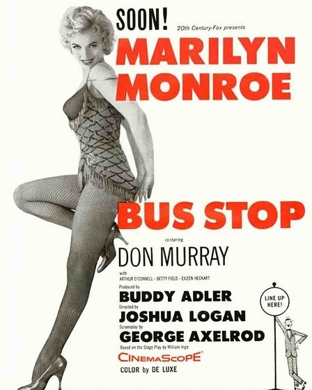 Bus Stop (1956, Joshua Logan)