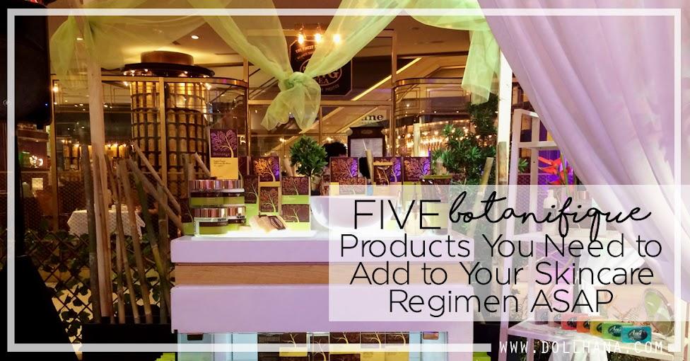 organic skincare products manila philippines botanifique