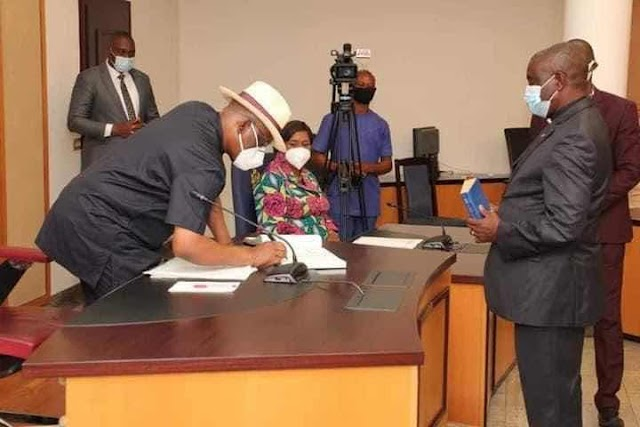 Wike Inaugurates Commission to Investigate Rights Abuse by F-SARS, Charges it to Submit Report in 60 days