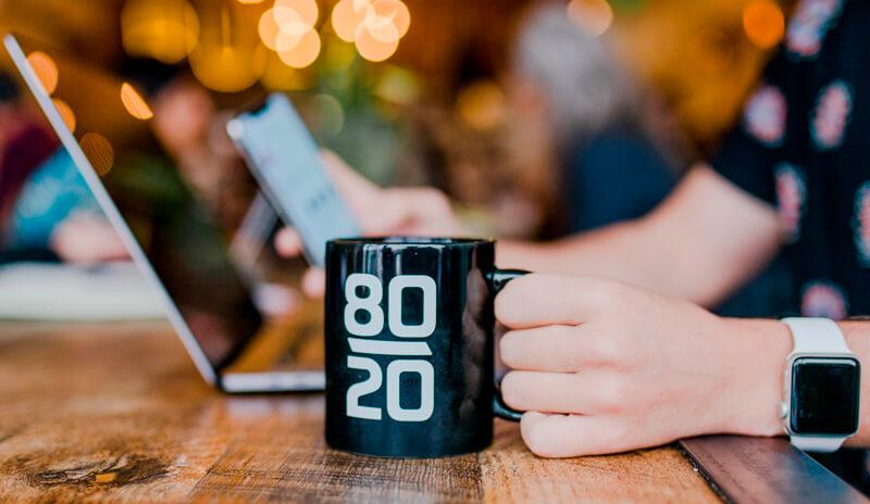 loi de pareto 20 80 Strategies digitales conseils marketing réseaux sociaux WAW digital
