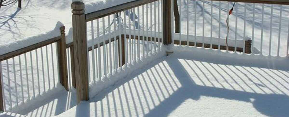 How to ensure that your decking survive winter