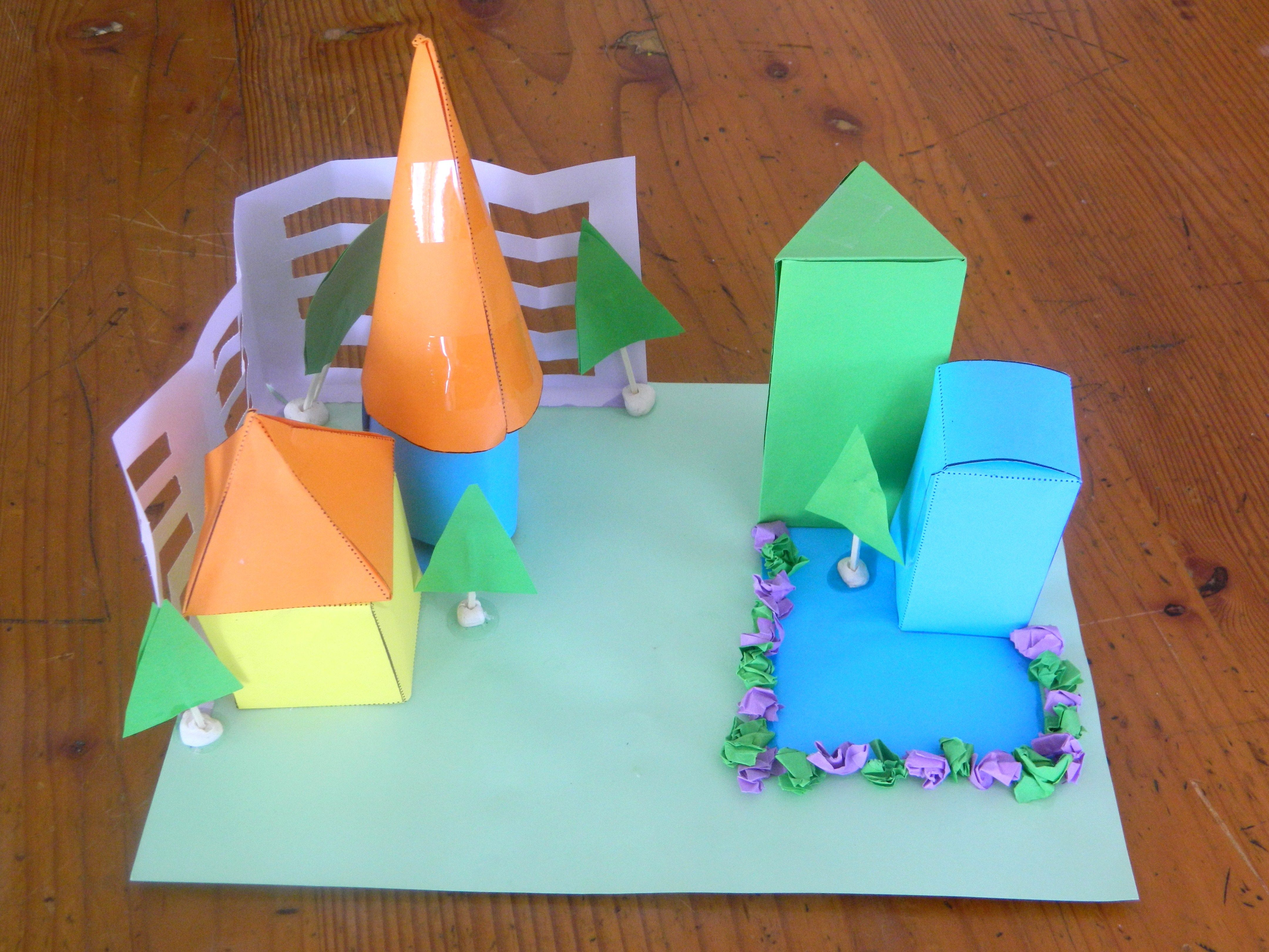 Image result for cardboard construction