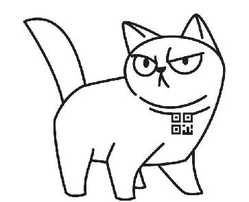 Monobank запатентовал своих котов - фото