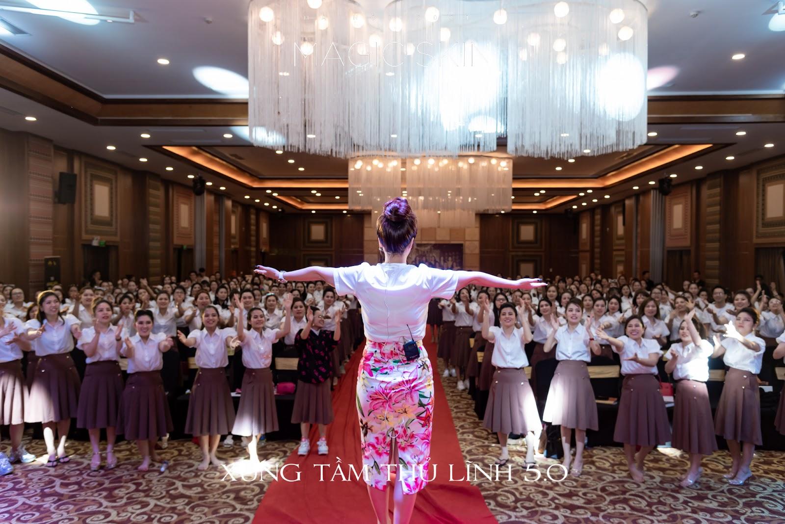 Trở thành thủ lĩnh xứng tầm cùng nữ diễn giả trẻ tuổi Đào Minh Châu trong khóa đào tạo đẳng cấp Xứng tầm thủ lĩnh 5.0 - Ảnh 9