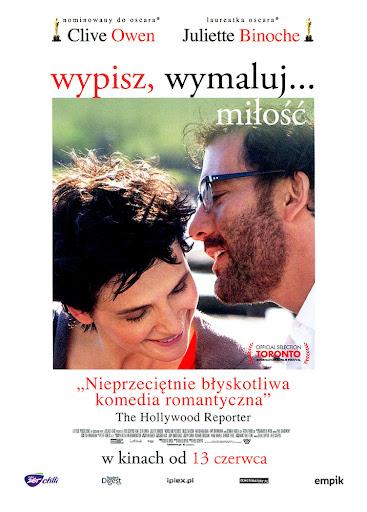 Przód ulotki filmu 'Wypisz, Wymaluj... Miłość'