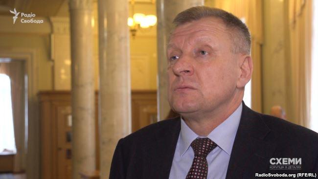 Депутат від «БПП» Петро Юрчишин