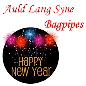 Auld Lang Syne Solo Bagpipes