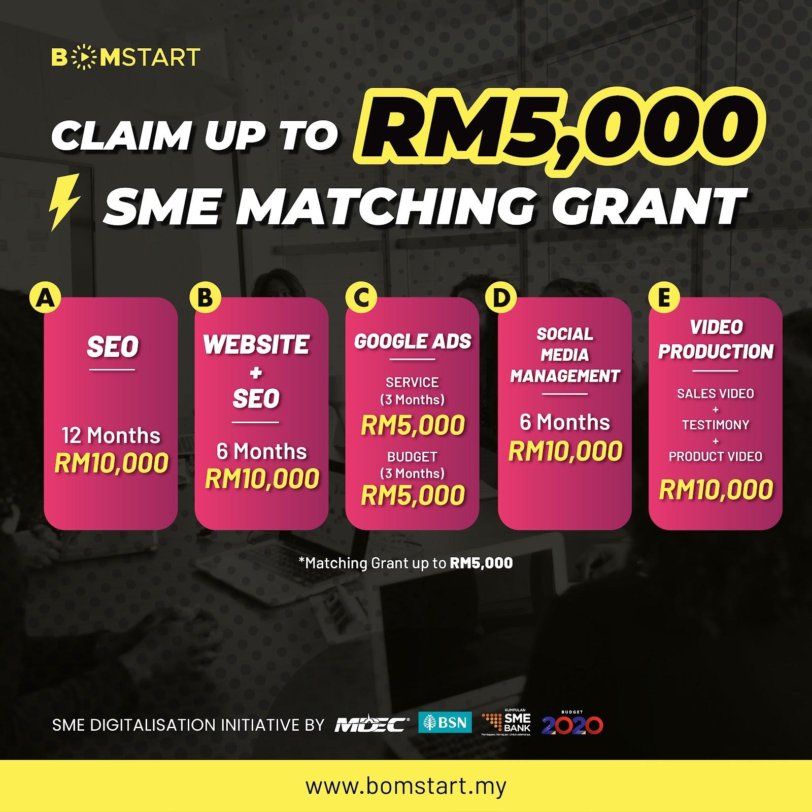 sme grant malaysia