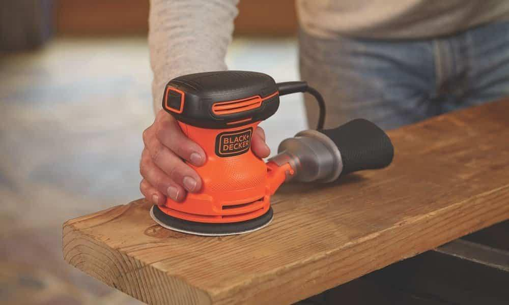 Tips On How To Use An Orbital Sander