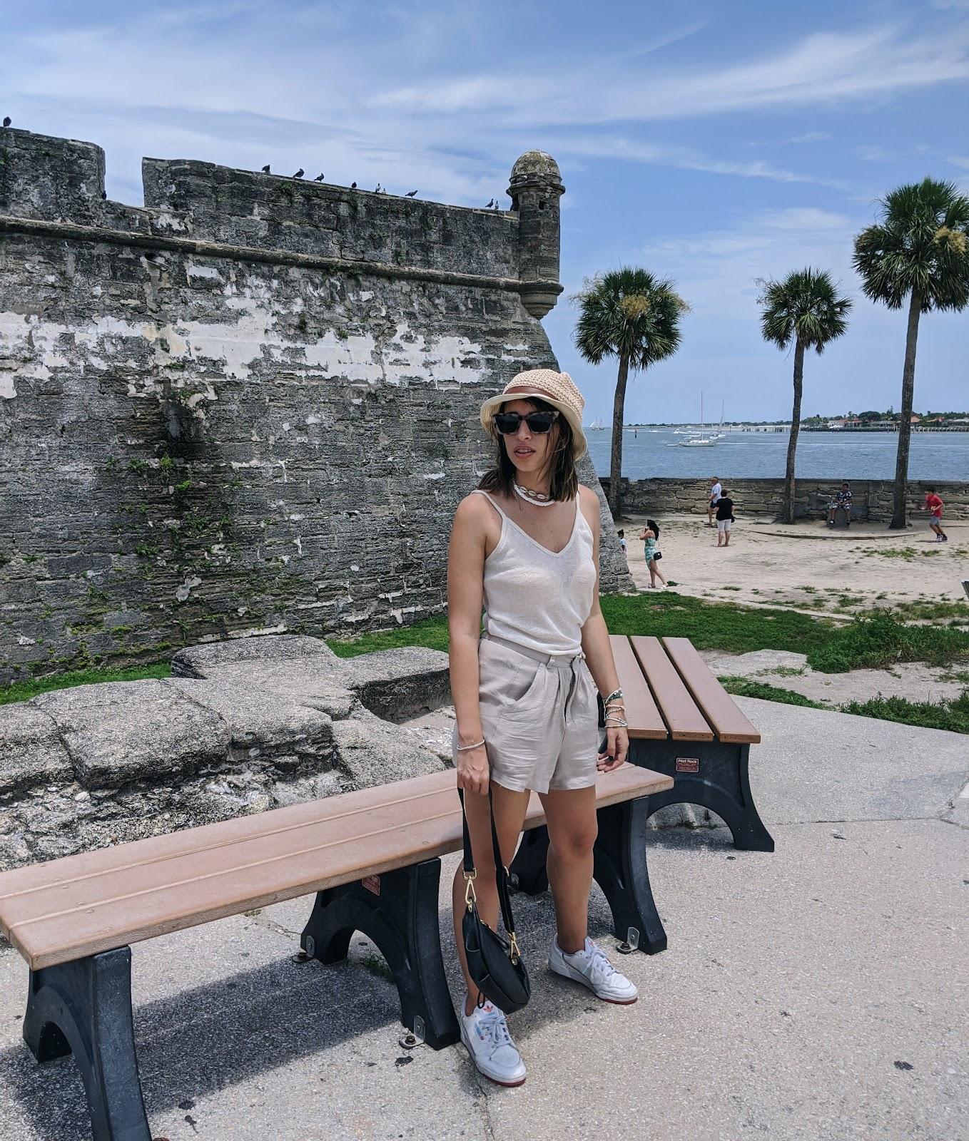 מבצר סנט מרקוס בסט. אוגוסטין טיול יום  מחוץ למיאמי מה יש לעשות בפלורידה