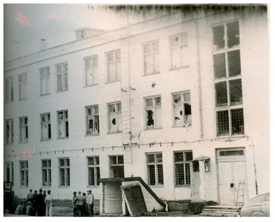 Фото из уголовного дела. Государственный архив Карагандинской области