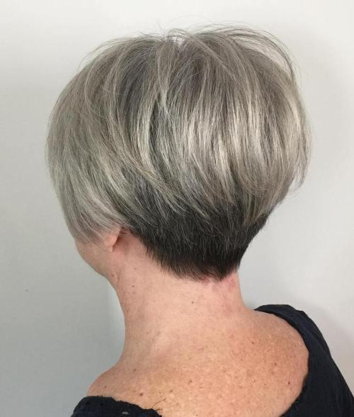 Pixie Bob hairstyles for women over 70