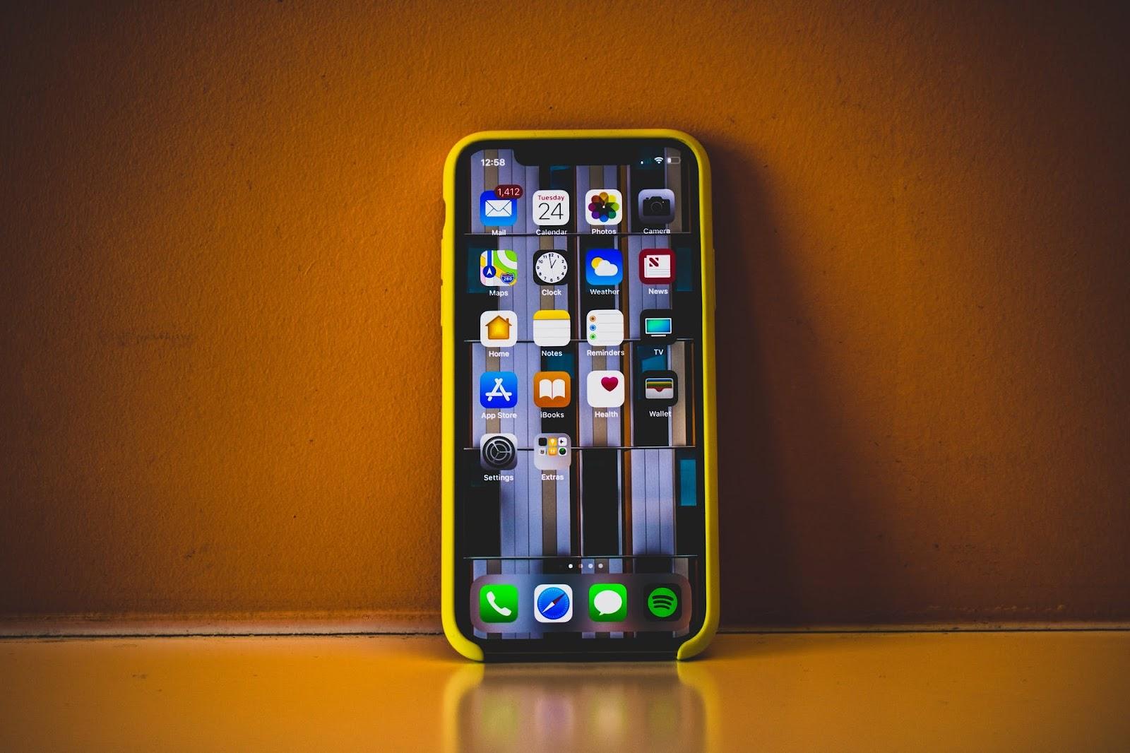Мобильный UX
