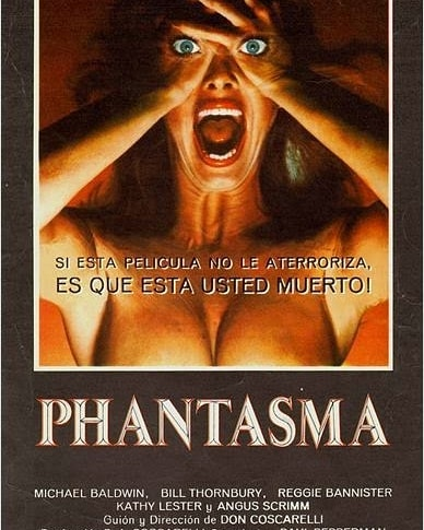 Phantasma (1979, Don Coscarelli)