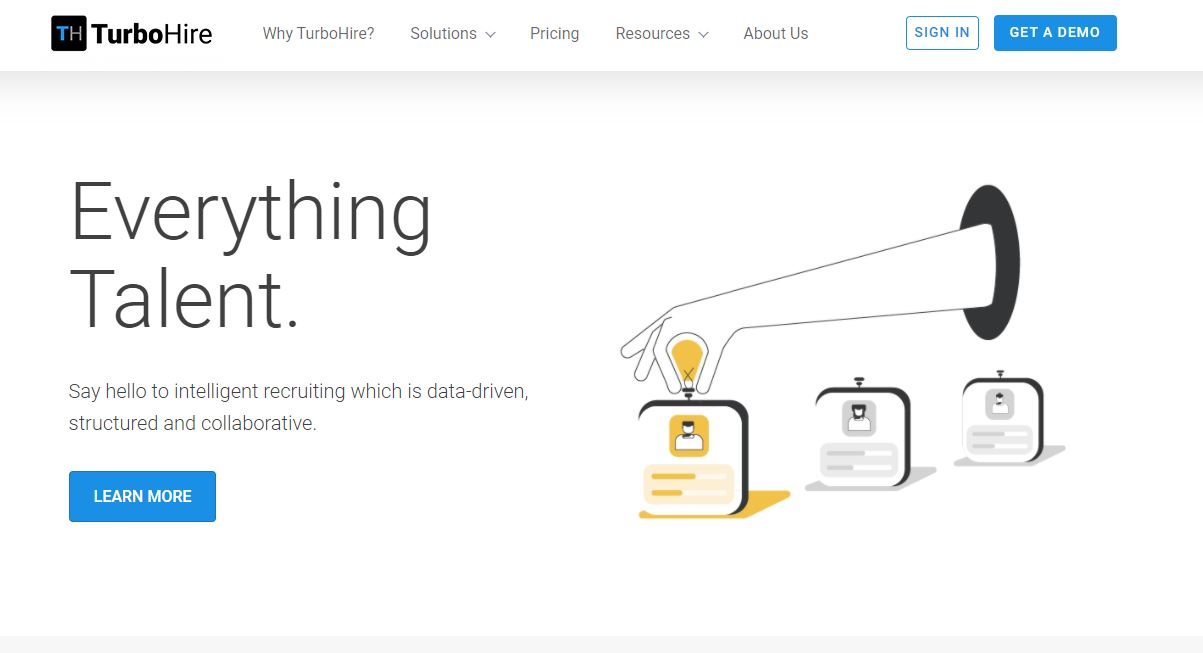 Application Tracking Software - TurboHire